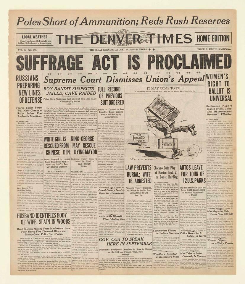 suffrageact