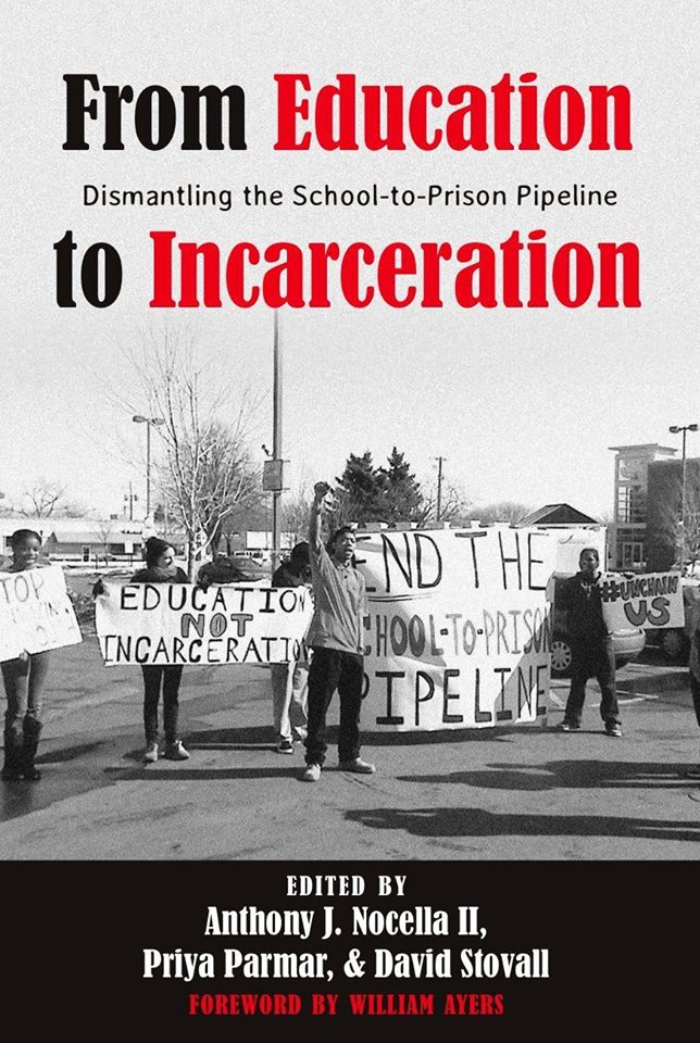 front cover of From Education to Incarceration