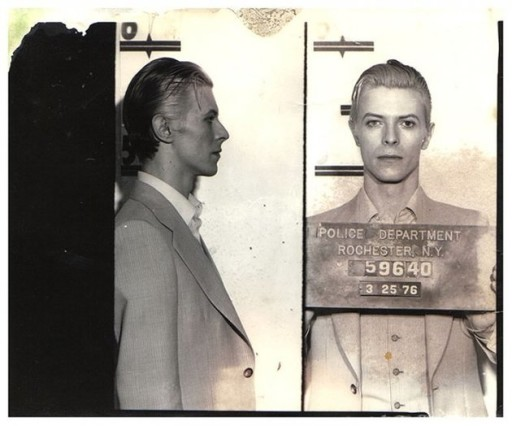 Mug Shot March 22 1976 Rochester NY