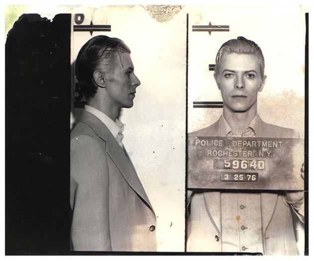 Mug Shot March 22 1976 Rochester NY